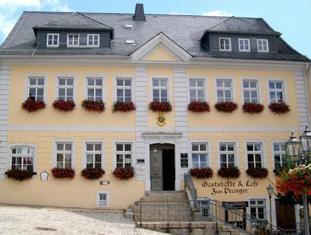 Bürgerhaus in Lößnitz